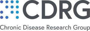 Image of the CDRG logo
