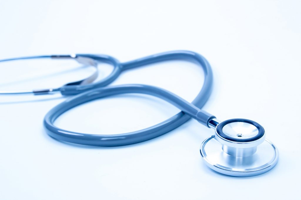 Image of a stethoscope
